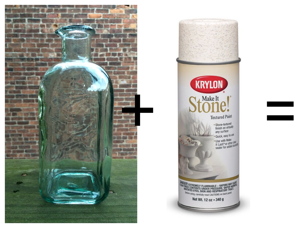 Image Of Stone Spray Paint RustOleum American Accents 12 oz Stone